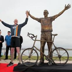 Bronze Bill Walton Sculpture-1