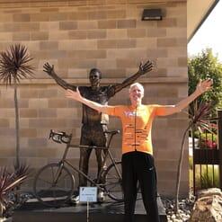 Bronze Bill Walton Sculpture-4