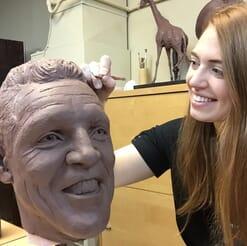 Bronze Bill Walton Sculpture-6