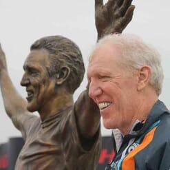 Bronze Bill Walton Sculpture