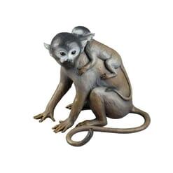 Bronze Monkeys Sculpture