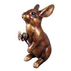 Bronze Rabbit Sculpture-1