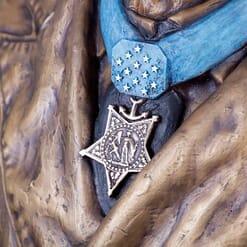 Chief John Finn-medal