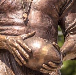 Coach Don Requa Monument-2