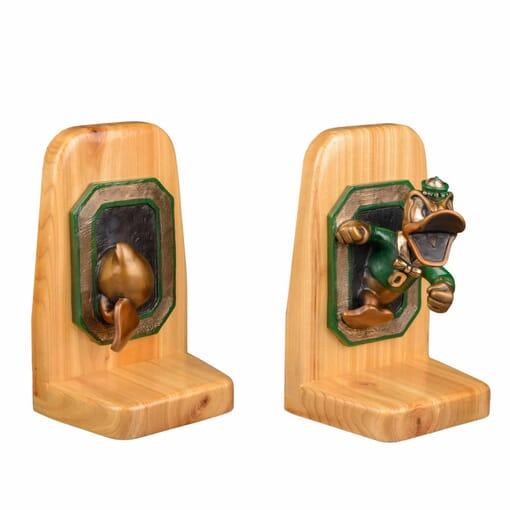Disney Duck Mascot Bronze Sculpture-1