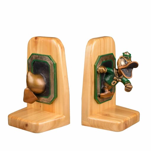 Disney Duck Mascot Bronze Sculpture