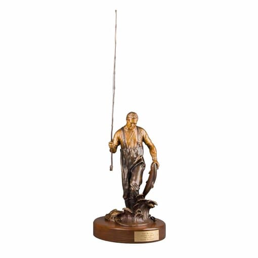 Governor Tom McCall Bronze Sculpture-mini