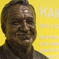Karl Miller Monument