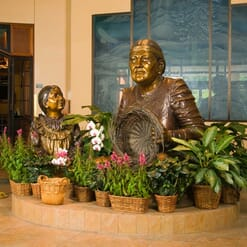 Martha Jane Bronze Monument