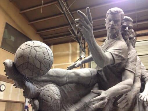 Nike Sculpture-1