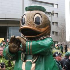 OR University Mascot