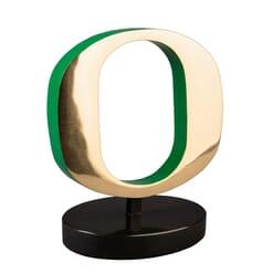 Oregon Logo Bronze Sculpture