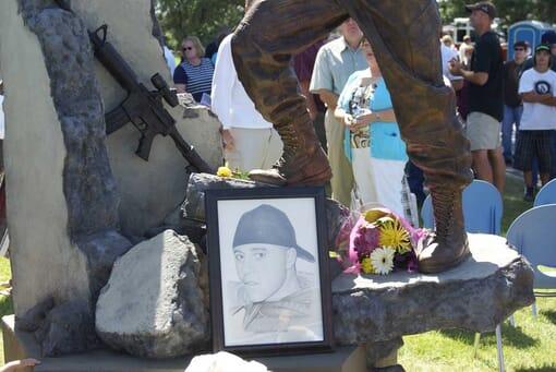 Tommy Tucker Bronze Monument-5