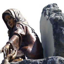 Tommy Tucker Bronze Monument-6
