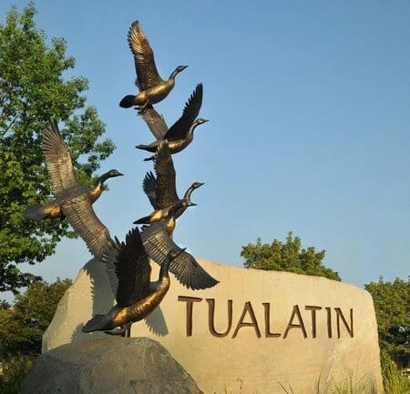 Tualatin Geese Entryway-1