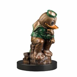University Mascot Bronze Sculpture-2